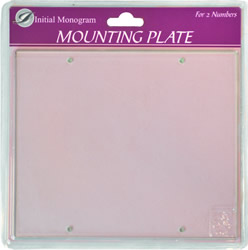 2 inch Mounting Plate
