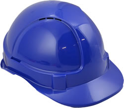 Safety Helmets Blue