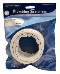 100 mm x 1m Tumble Dryer Hose
