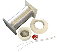 Universal Tumble Dryer Kit WHITE