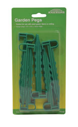 Fleece Netting Pegs Packet of 5