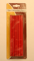 75400012 12 piece Carpenters Pencils