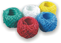 Assorted Colours Polypropylene Twine approx 60m