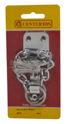 40 mm Chrome Plated Narrow Door Chain