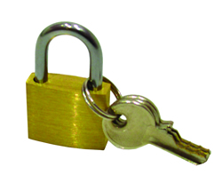 20 mm Brass Padlock