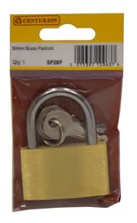 50 mm Brass Padlocks