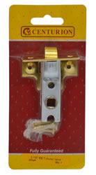 2 1 / 2 inch Electro Brass Tubular Latch