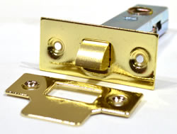 3 inch Electro Brass Tubular Latch