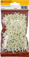 2.5 mm Wall Tile Spacers Packet of 250