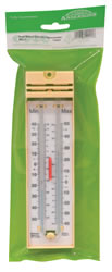 Push Button Min-Max Thermometer