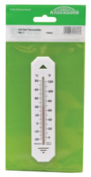 Mini Wall Thermometer