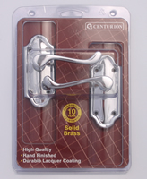Polished Chrome Napoli Suite Lever Latch Short Plate