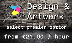 Design Artwork Services Glasgow