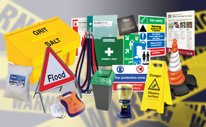 Safety Sign Suppliers