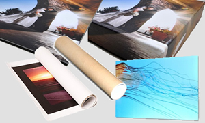 canvas acrylic wall panel picture frame printers in the UK