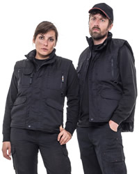 Herock Workwear - Diana Ladies Body Warmer