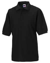 Russell Mens Classic Polycotton Polo Shirt