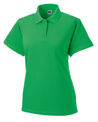 Russell Ladies Classic Cotton Polo Shirt