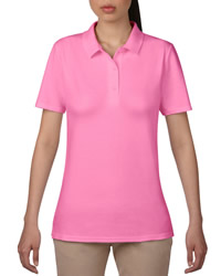 DISCONTINUED Fruit Of The Loom Kids Long Sleeve Polo Shirt
