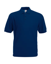 Fruit Of The Loom 65 35 Pique Polo Shirt