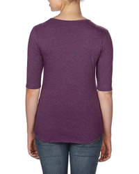 DISCONTINUED Russell Collection V-Neck Pullover