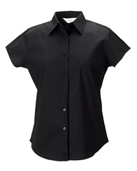 Russell Collection Short Sleeve Easy Care Shirt
