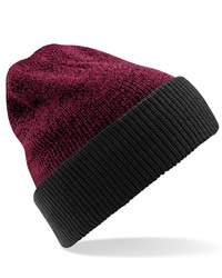 DISCONTINUED Beechfield Two Tone Beanie knit
