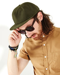 DISCONTINUED Beechfield Straw Summer Trilby