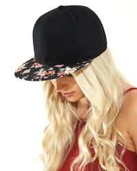DISCONTINUED Beechfield Sublimation Peak Snapback