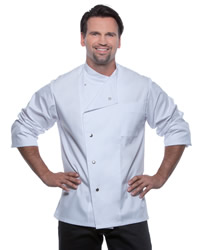 Karlowsky Lars Long Sleeve Chefs Jacket