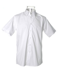 Kustom Kit Button Down Short Sleeve Shirt