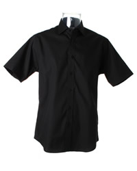 Kustom Kit Short Sleeve Premium Oxford Shirt