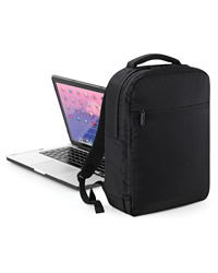 DISCONTINUED Quadra Tungsten Laptop Backpack