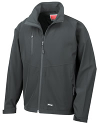 Result 2 Layer Base Soft Shell Jacket