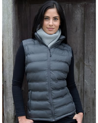 Result Urban Outerwear - Lady Ice Bird Padded Gilet