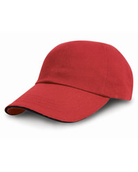 DISCONTINUED Result Pro Style Brushed Cotton Cap