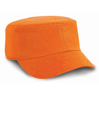 DISCONTINUED Result Core Houston 5 Panel Printers Cap