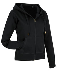 DISCONTINUED Active Womens Bonded Fleeve Jacket