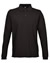 Jays Mens Luxury Stretch Long Sleeve Polo Shirt