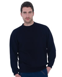 Ultimate Clothing 50/50 Set-In Sweat Shirt