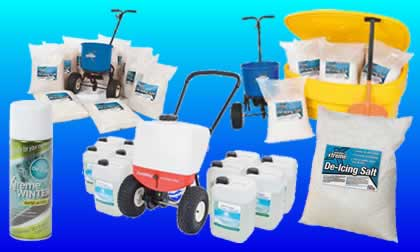 de icing road salt suppliers in the UK