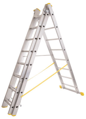 ultimate combination ladder 2 metre