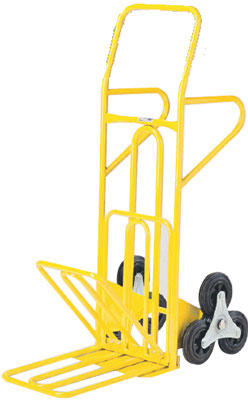 1260 x 500 mm stair climber sack truck with
