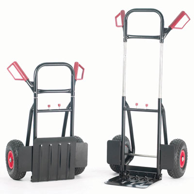 lightweight folding sack truck