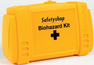 1 application biohazard kit