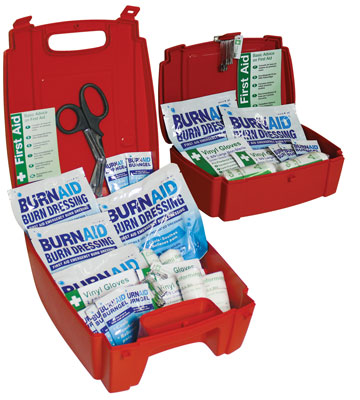 burnaid burns kit small