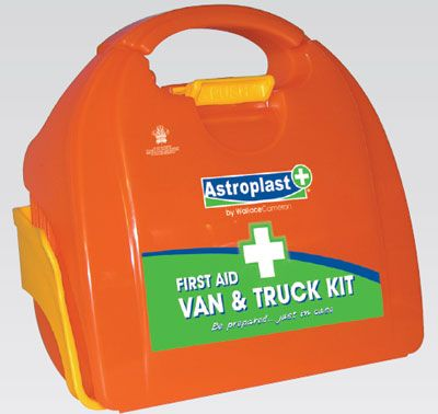 van & truck first aid kit
