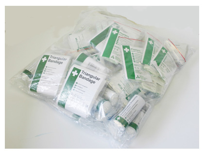 high risk industrial kit medium refill