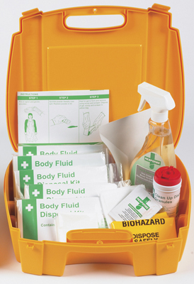 two application body fluid kit