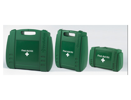 empty first aid box 147 x 230 x 81
